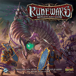 Runewars The Miniatures Game board game