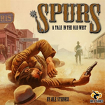 Spurs: A Tale in The Old West board game