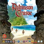 Robinson Crusoe Adventures on the Cursed Island board game