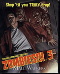 Zombies!!! 3 Mall Walkers 2nd ed board game