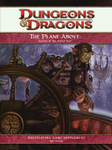 The Plane Above: Secrets of the Astral Sea: A 4th Edition D&D Supplement board game