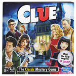 Clue Game board game