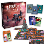 Forbidden Sky Height of Danger board game