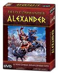 Field Commander: Alexander board game