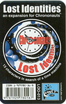 Chrononauts: Lost Identities Expansion board game