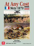At Any Cost: Metz 1870 board game