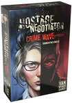 Hostage Negotiator: Crime Wave Expansion board game