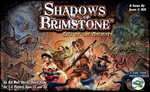 Shadows of Brimstone: City of the Ancients board game