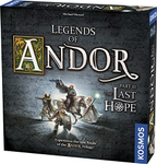 Legends of Andor: The Last Hope board game