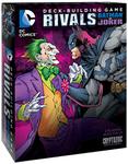 DC Deck-Building Game: Rivals - Batman vs The Joker board game