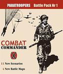 Combat Commander Battle Pack 1: Paratroopers board game