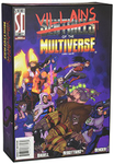 Sentinels of the Multiverse: Villains of the Multiverse Expansion board game