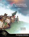 Commands & Colors Tricorne: The American Revolution board game