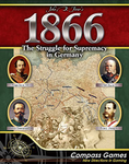 1866: The Struggle for Supremacy in Germany board game