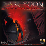 Dark Moon: Shadow Corporation board game