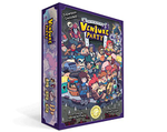 Venture Party: A Fast and Funny Card Game for Unlucky Heroes board game