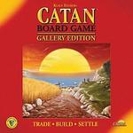 Catan Board Game - Gallery Edition board game