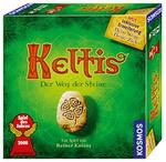 Keltis board game