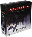 Apocrypha Adventure Card Game board game