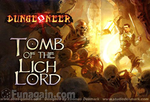 Dungeoneer: Tomb of the Lich Lord, Second Edition board game