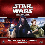 Star Wars: The Card Game - Galactic Ambitions Force Pack board game