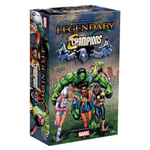 Legendary DBG: Champions Small Box Expansion board game