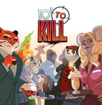 10' to Kill board game