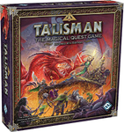 Talisman: The Magical Quest Game, 4th edition board game