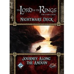 Lord of the Rings LCG: Journey Along the Anduin Nightmare Deck board game