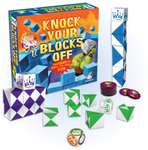 Knock Your Blocks Off board game