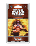 Star Wars: The Card Game - Chain of Command Force Pack board game