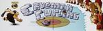 Caveman Curling Game board game