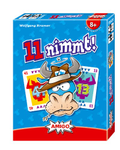 11 Nimmt by Mobius Products board game