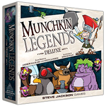Munchkin Legends Deluxe board game