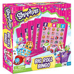 Shopkins Big Roll Bingo board game
