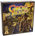 Grog Island Board Game board game