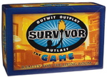 Survivor The Board Game board game