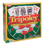 Tripoley Deluxe Mat Edition Card Game board game
