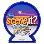 Scene It? To Go! Disney Version - Only at Target board game