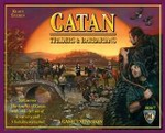 Catan: Traders & Barbarians Expansion 4th Edition board game
