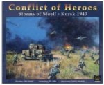 Conflict of Heroes: Storms of Steel board game