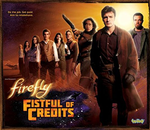 Firefly: Fistful of Credits Board Game board game