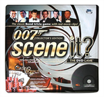 Scene It? - 007 Collector's Edition / Tin Case - James Bond Trivia DVD Game board game