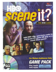 Scene It? HBO Edition Expansion Pack board game