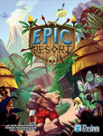 Epic Resort Board Game board game