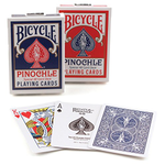 Pinochle board game