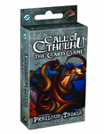Call Of Cthulhu LCG: Perilous Trials Asylum Pack board game