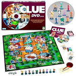 Clue DVD Game board game
