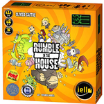 Rumble in The House board game