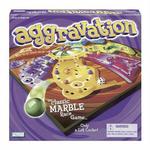 Aggravation, the Classic Marble Race Game (2002) board game